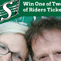 Thumbnail of Win One of Two Pairs of Riders Tickets!